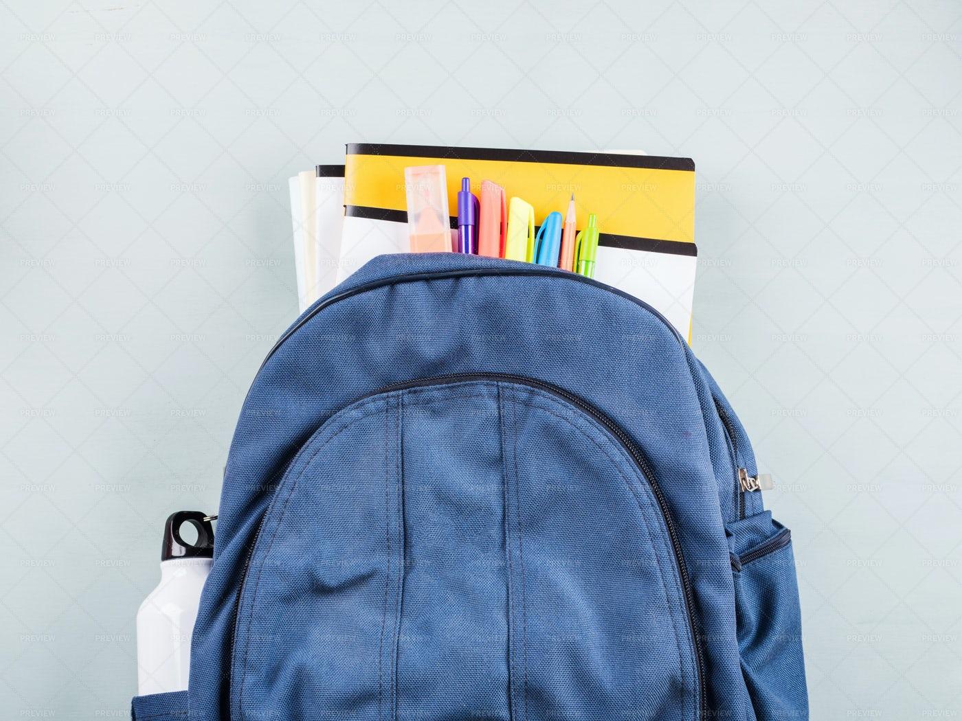 Back To School Concept: Stock Photos