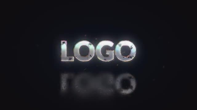 Logo Reveal #5: After Effects Templates