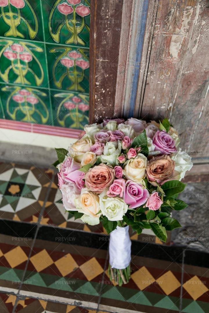 Wedding Bouquet: Stock Photos
