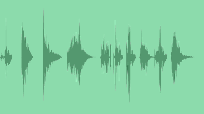 Animation Pack №1: Sound Effects