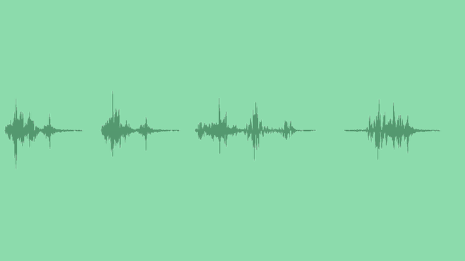 Abstract Impact: Sound Effects