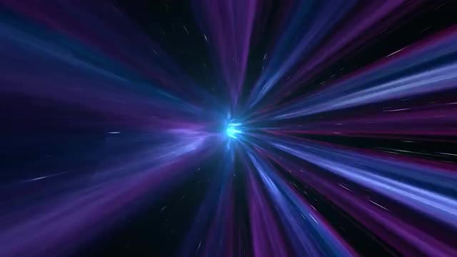 Through The Wormhole: Stock Motion Graphics