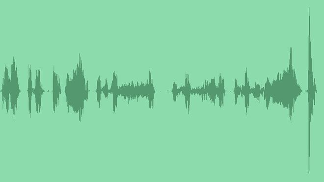 Creepy Creak: Sound Effects