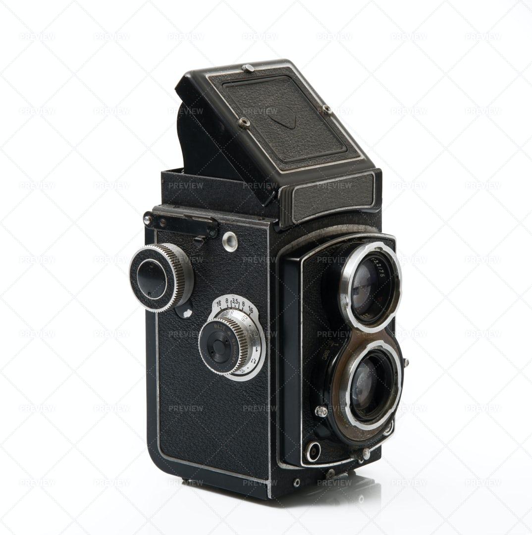 Vintage Camera: Stock Photos