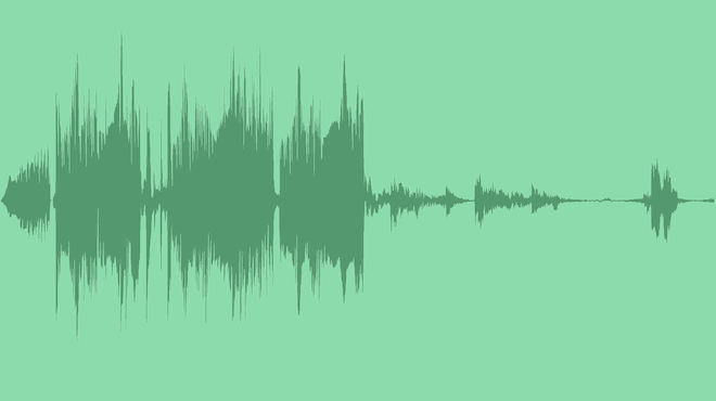 Abstract Chaotic Ident: Royalty Free Music