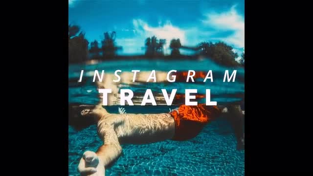 Instagram Travel: After Effects Templates