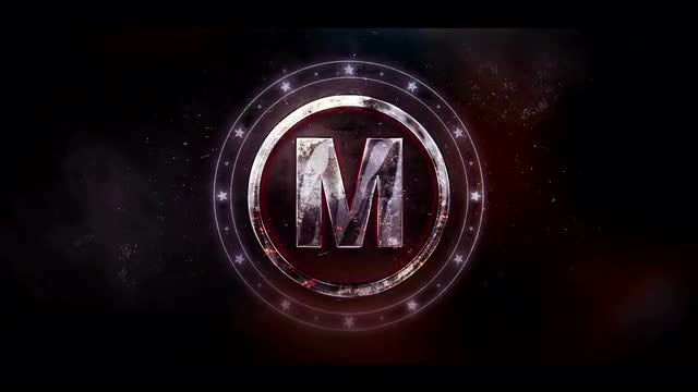 Epic Cinematic Logo: After Effects Templates