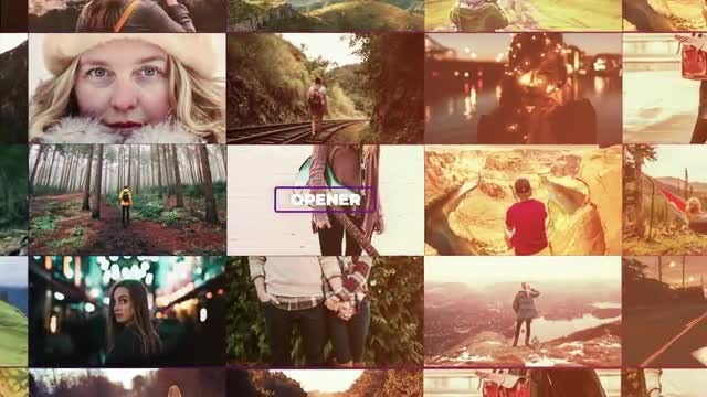 Upbeat promo: After Effects Templates