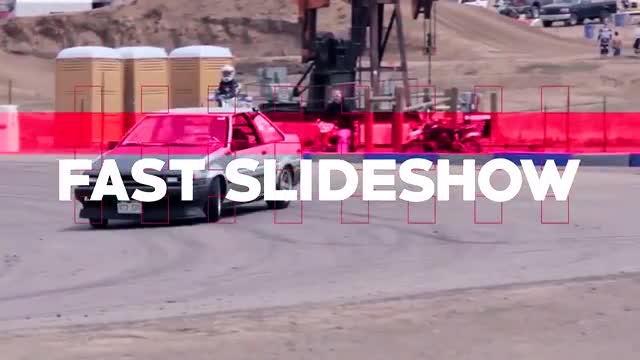 Sport Drift Slideshow Promo: After Effects Templates