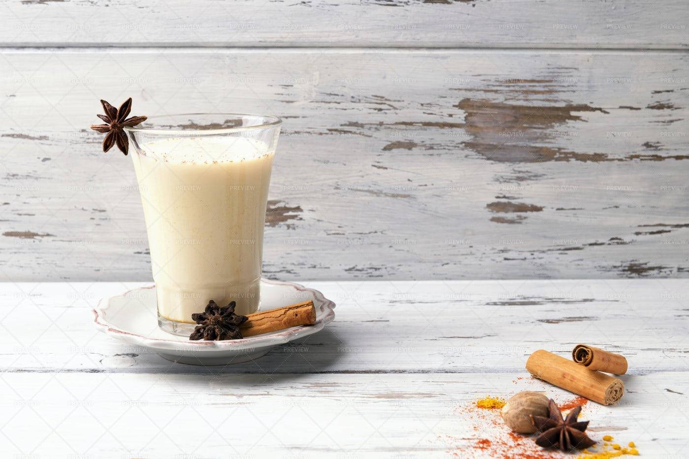 Spicy Masala Tea: Stock Photos