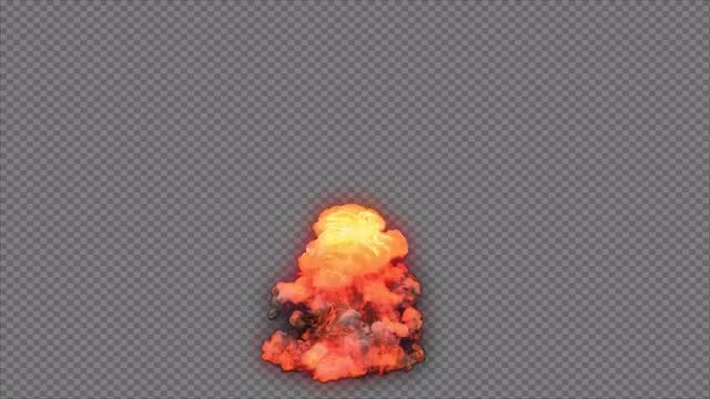 Blast Explosion 4: Stock Motion Graphics