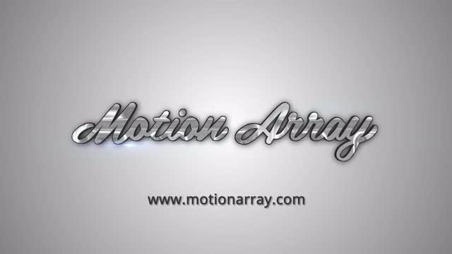 Classic 3D Logo: After Effects Templates