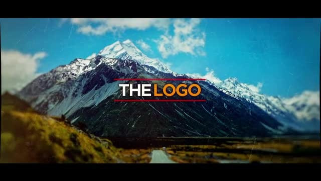 Elegant Dynamic Introduction: After Effects Templates
