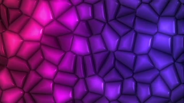 Playing Colorful Stones Loop: Stock Motion Graphics
