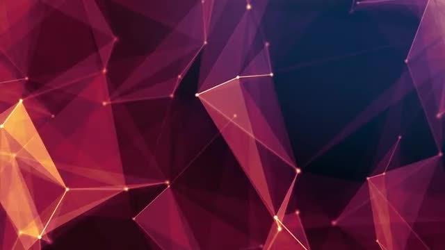 Plexus Loop Five: Stock Motion Graphics