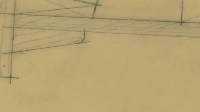 Pencil Plans Paper Texture Animation: Stock Motion Graphics