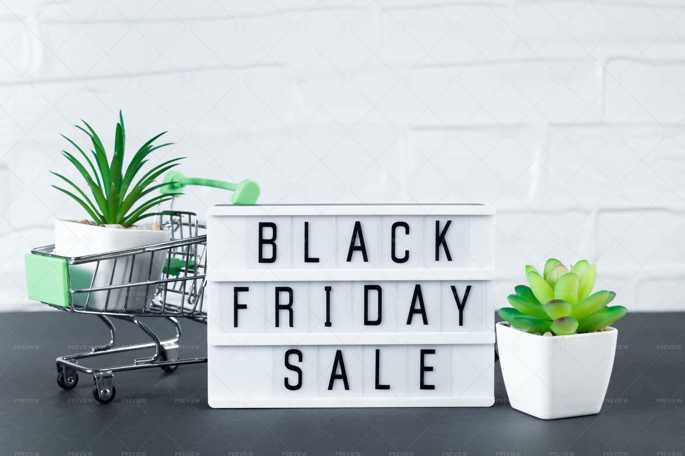 Black Friday Sale: Stock Photos