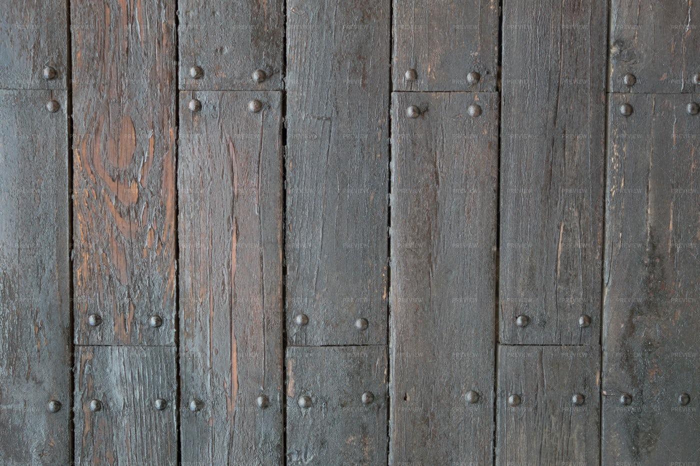 Dark Wooden Background: Stock Photos