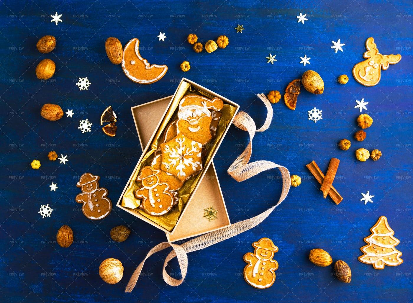 Christmas Cookies: Stock Photos