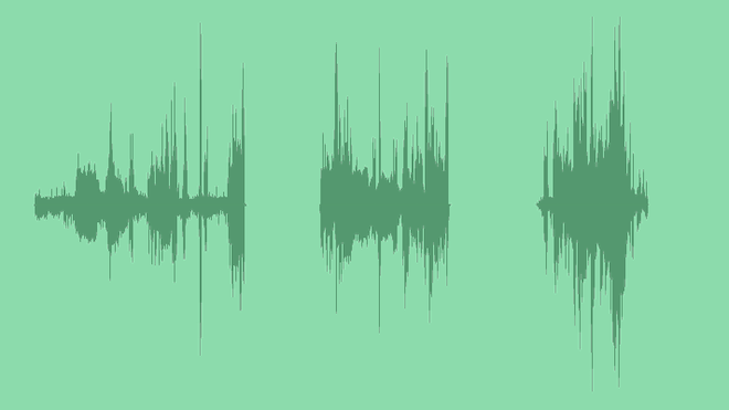 Glitch 2: Sound Effects