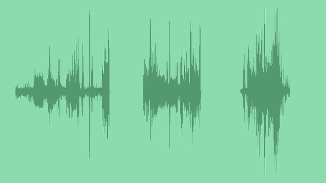 Glitch 2: Sound Effects