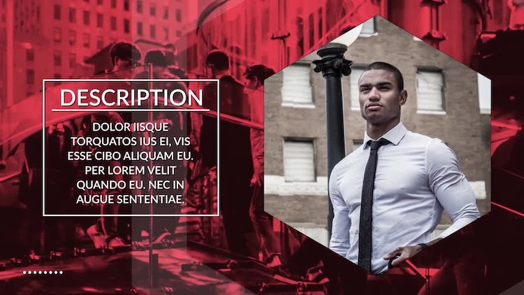 Stylish Corporate Slideshow: After Effects Templates
