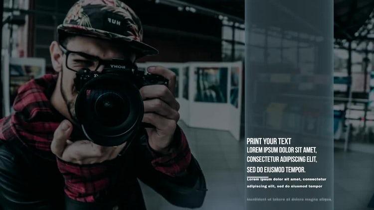 Inspiring Business Slideshow: After Effects Templates