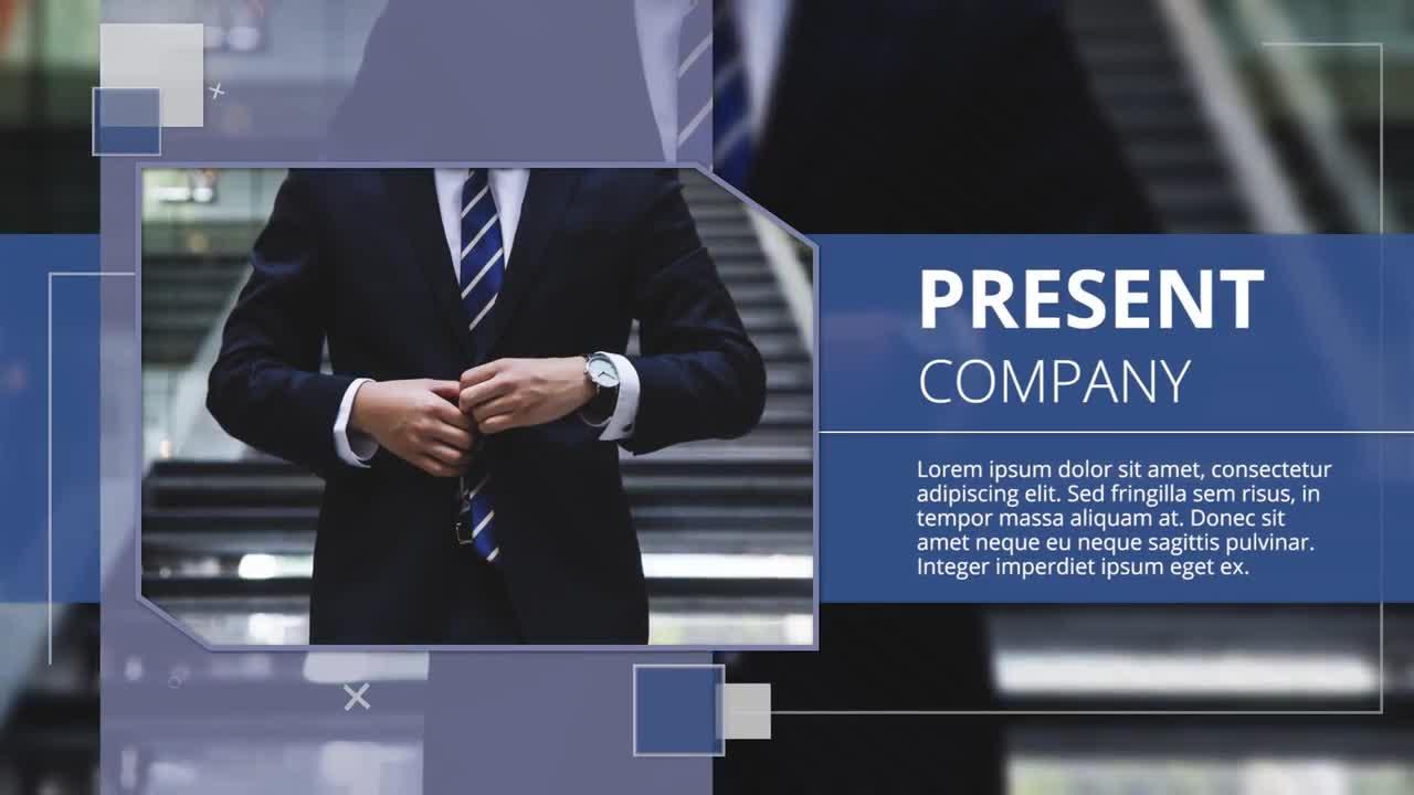 Corporate Promo - Premiere Pro Templates 85788