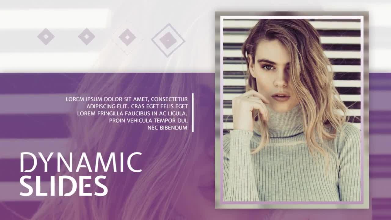 Clean Slideshow - Premiere Pro Templates 85805