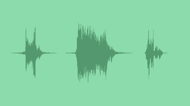 Book swooch: Sound Effects