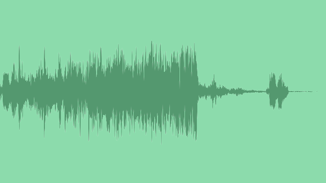 Glitch Short Logo: Royalty Free Music