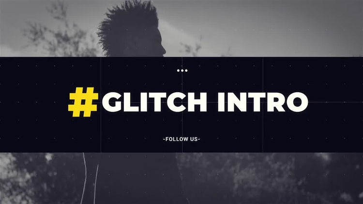 Modern Intro: After Effects Templates