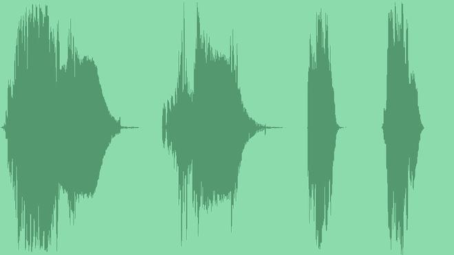 Radio Broadcast Transition: Sound Effects