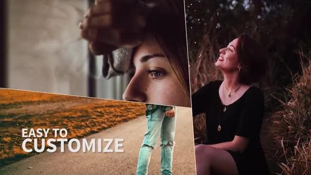 Elegant Slideshow: Premiere Pro Templates