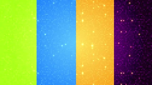 Shiny Dots Background Pack: Stock Motion Graphics