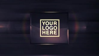Boxed Logo: After Effects Templates