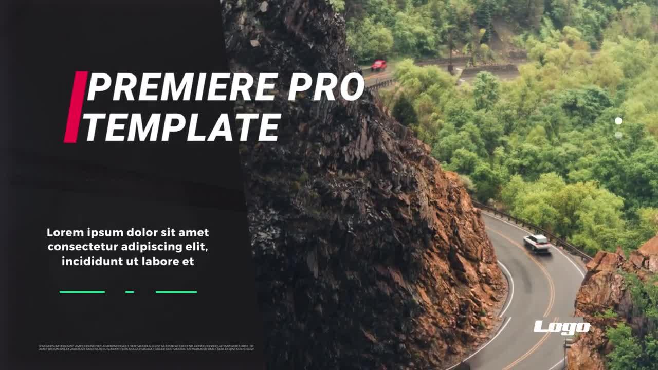 Corporate Slideshow - Premiere Pro Templates 86178