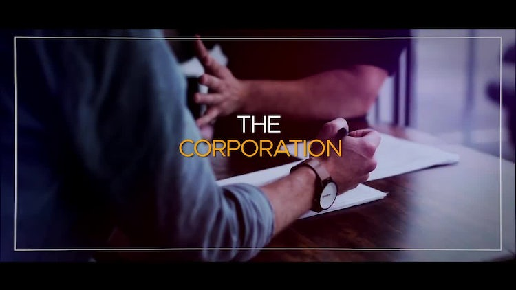 The Corporation: After Effects Templates