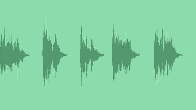 Cartoon Failed Splats: Sound Effects