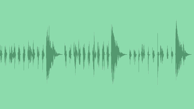 8 Bit Count Down & Explosion: Sound Effects