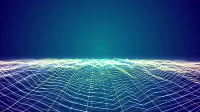 Electric Ocean: Stock Motion Graphics