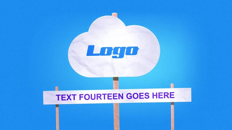 The Cloud: After Effects Templates