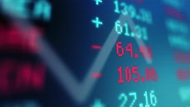 Animated Stock Market: Stock Motion Graphics