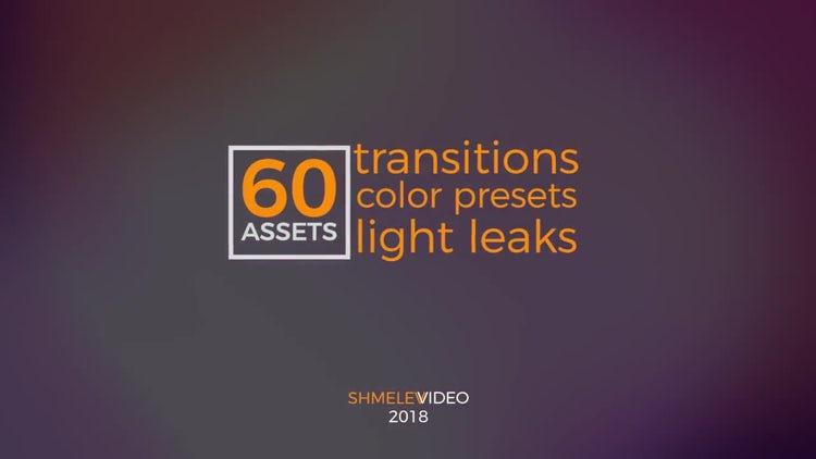 60 Asset Pack: Premiere Pro Templates
