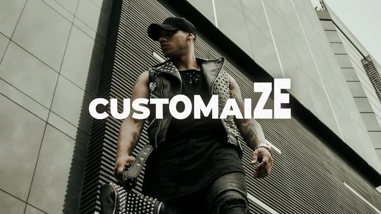 Typo Promo: After Effects Templates