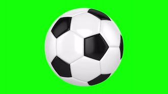 Soccer Ball: Motion Graphics