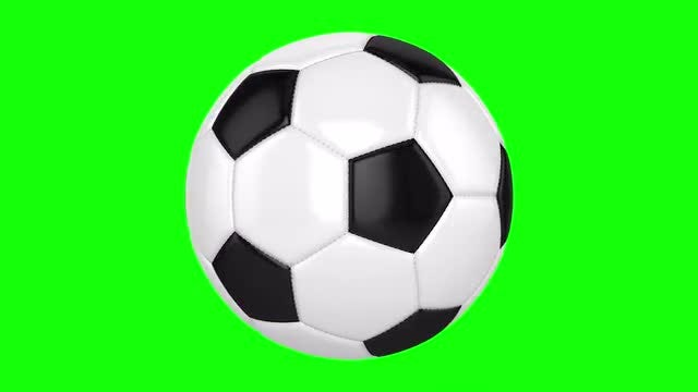 Soccer Ball: Stock Motion Graphics