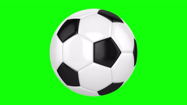 Soccer Ball: Motion Graphics