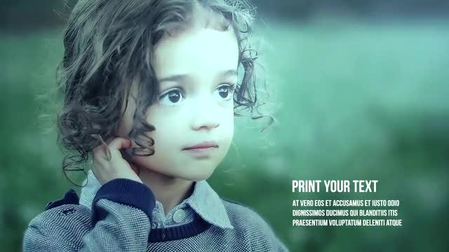 Heartbeat of Life Slideshow: After Effects Templates