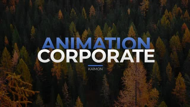 Corporate Titles: After Effects Templates
